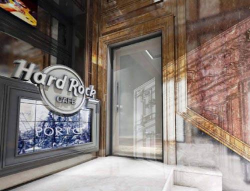 Hard Rock Café Porto com Marcas Representadas COMECA