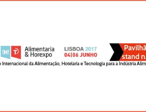 ELECTROLUX e CAMBRO presentes na ALIMENTARIA&HOREXPO