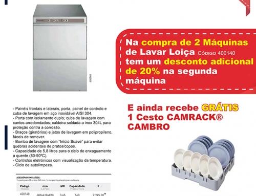 SUPER PROMOÇÃO MÁQUINAS DE LAVAR LOIÇA ELECTROLUX