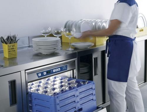 Como escolher uma máquina de lavar loiça profissional