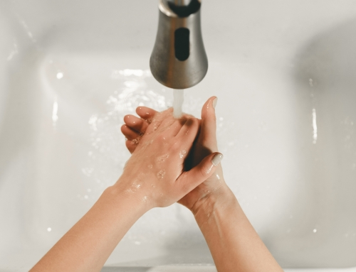 Higiene numa cozinha profissional