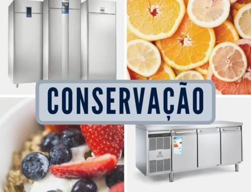 A conservação dos alimentos em perfeitas condições