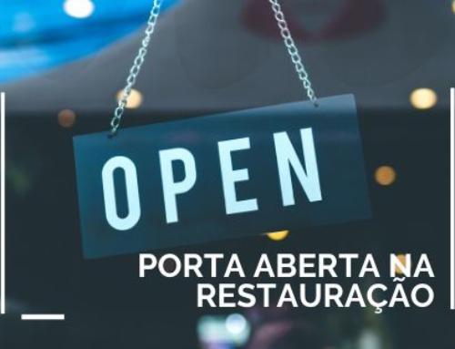Porta aberta na Restauração