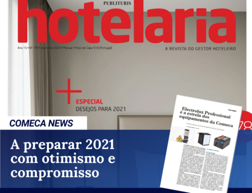 A preparar 2021 com otimismo e compromisso