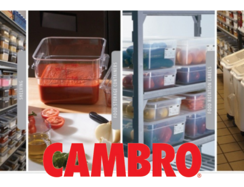 Guia para o melhor armazenamento alimentar – Preparar, cozinhar e servir